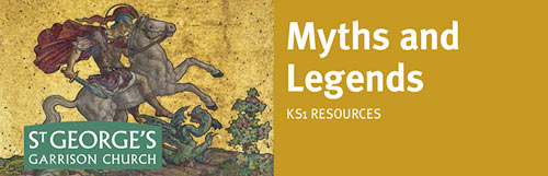 St George's Garrison Church: Myths and Legends